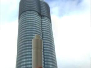 Millennium tower - Vienna