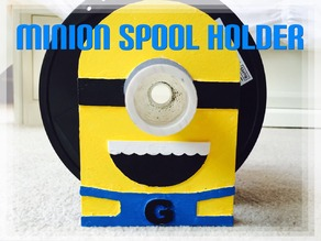 Minion Spool Holder