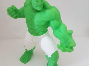 Hulk (remix)- Dual Extrusion