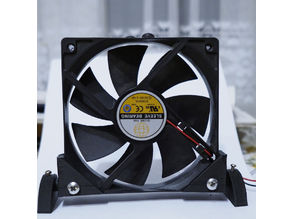 Stand for 120 x 120 fan