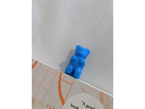 Gummy Bear Bookmark