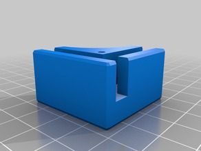 My Customized : ultimaker foot (8mm HEIGHT)