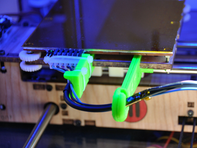 Another Makerbot HBP Wire Guide