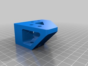 2020 Extrusion Foot (30mm tall)