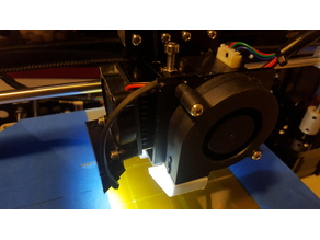 Anet A8 LED holder
