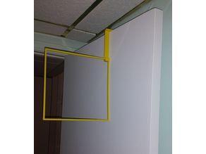 Door Hanger for Quad Racing Gate