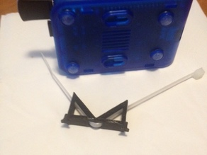 LACK rasperry Pi mounting bracket