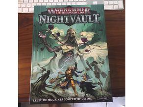 Underworlds Shadespire / Nightvault box insert