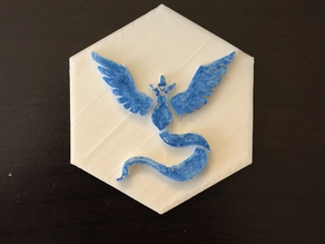 Team Mystic Badge