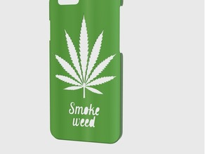 Iphone 6 Smoke Weed
