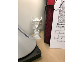 Larynx stand