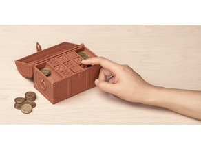 Treasure Tic Tac Toe