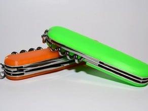 Victorinox 91mm Scales [toothpick, tweezers]