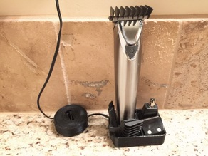 Wahl 9818 razor stand and attachment dock