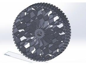 airless wheel