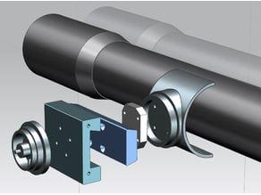 Telescope Dovetail clamp (Vixen type)