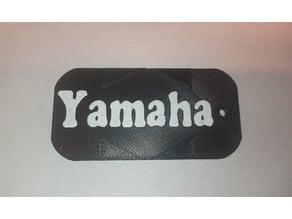 "Keychain ""Yamaha"" (Брелок для ключей ""Ямаха"")"