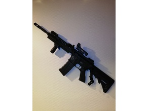 Airsoft Wall mount