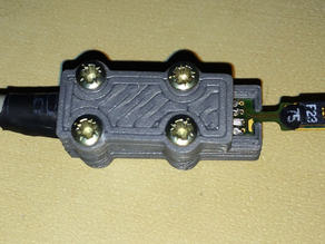 strain relief cable clamp for SHT 75 Sensors