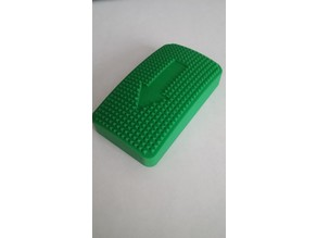John Deere 1 series tractor pedal covers