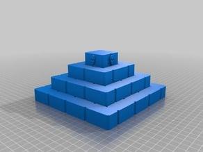 Pyramid Cap Chemosh Skull