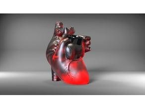 Heart Shot Glass