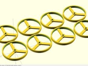 Wheels, wheels, wheels