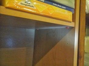 4mm shelf peg