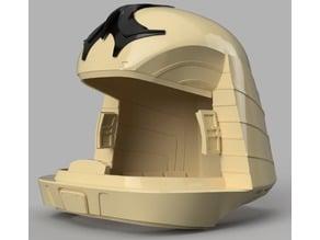 Battlestar Galactica Colonial Viper Pilot Helmet