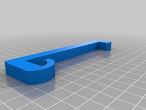 Clamp for Anycubic i3 Mega Spool Holder