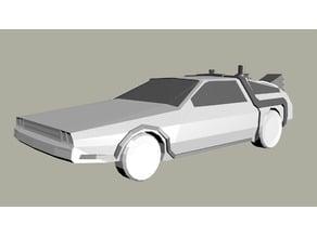 Back To The Future DMC 12 Delorean