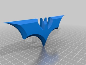 Batman Logo (sharp version)