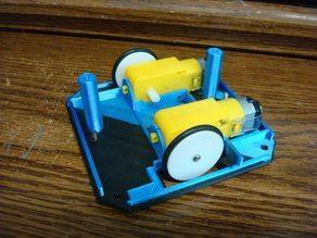 Dual Drive Robot Base