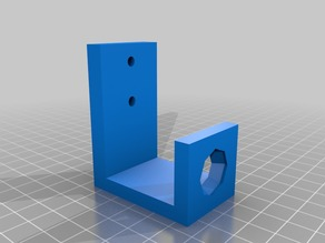 Simple Computer wall mount