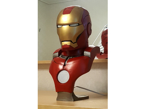 IRON MAN BUST_by max7th_REV1