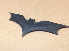 Dark Knight Rises Batarang