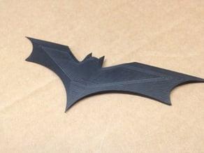 Dark Knight Rises Batarang