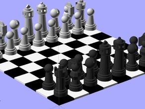 Ekobots - Chess Set