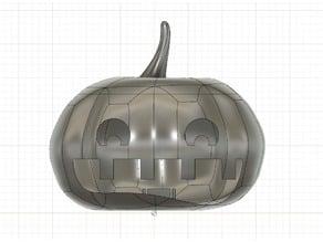 Jack-o-lantern!