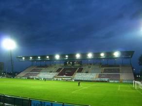 Municipal stadium Oreste Granillo, Reggio Calabria