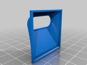 Cooling duct (printrbot Play)