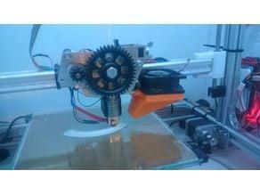 60mm fan duct for K8200