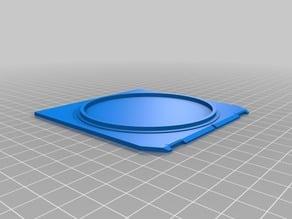 linhof lens board blank