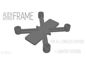 Drone Frame for all motor sizes ! - 6mm,6.5mm,7mm,7.5mm,8mm,8.5mm