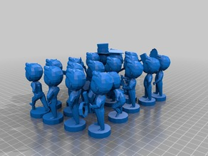 All 20 fallout 4 bobbleheads