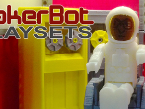 MakerBot Rocket Playset