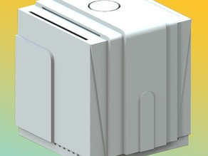 art deco ouya case