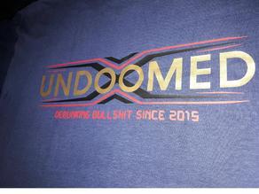 UNDOOMED Fanshirt (unofficial)