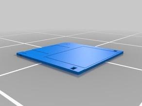 """Very detailed model of 3.5"""" Floppy"""
