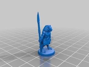Beastman for Warhammer Quest